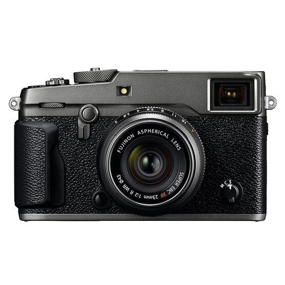 Fujifilm X-Pro 2 with XF 23mm F2 R WR Lens - Graphite Edition - 600018069
