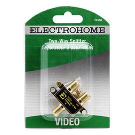 Electrohome 2-way Video Splitter - ELS60