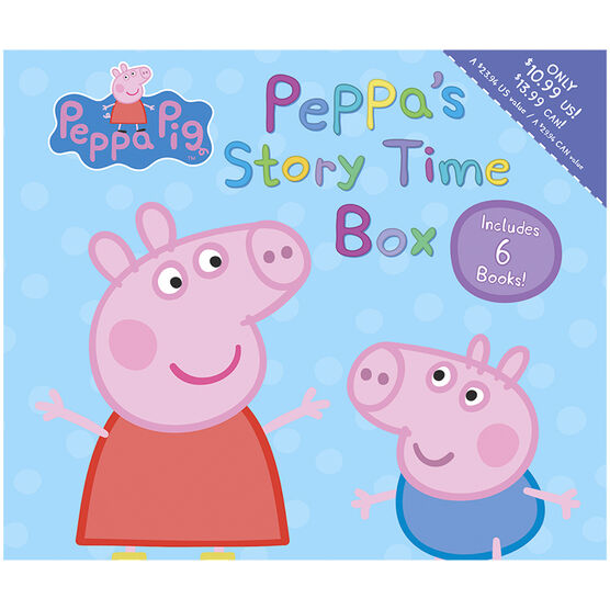 Peppa Pig Peppa's Story Time Box