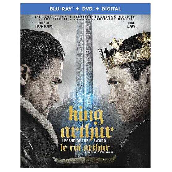 King Arthur: Legend of the Sword - Blu-ray