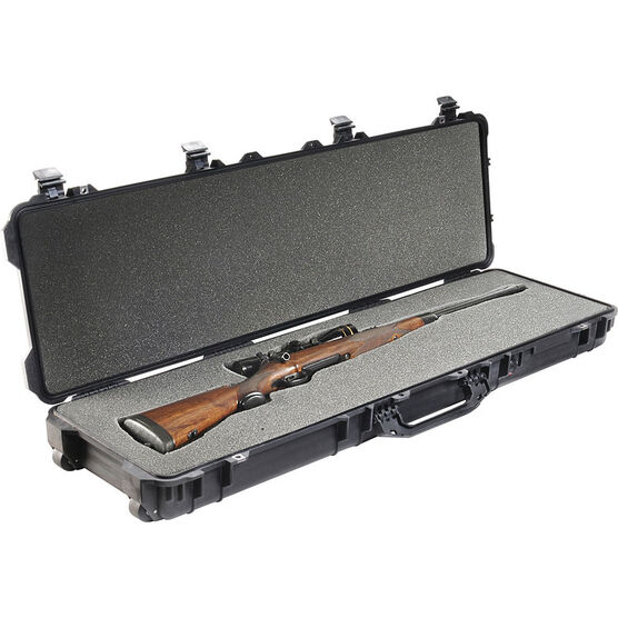 Pelican 1750 Case with Foam - Black - 1750-000-110