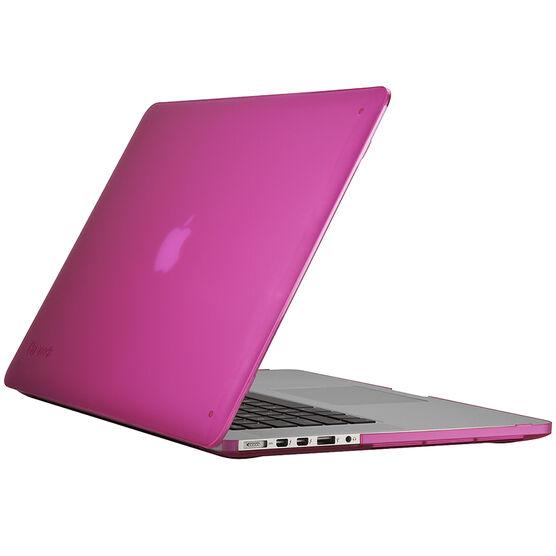 Speck SeeThru for MacBook Pro 15inch with Retina Display - Hot Lips Pink - SPK-71636-B198