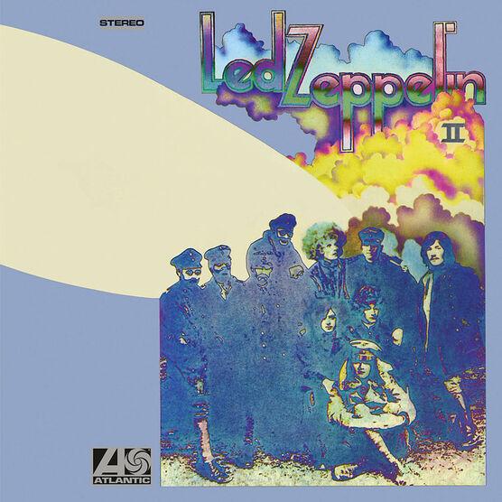 Led Zeppelin II - Remastered Original CD