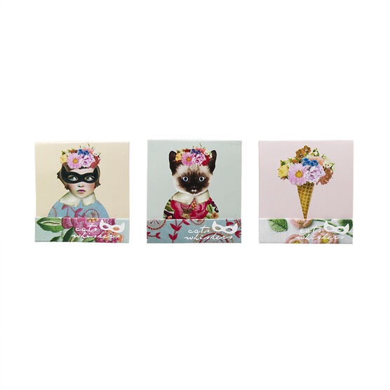 Star&Rose Cat Whiskers Emergency Nail File - Assorted