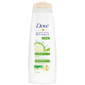 Dove Nutritive Solutions Cool Moisture Shampoo - Cucumber & Green Tea - 355ml