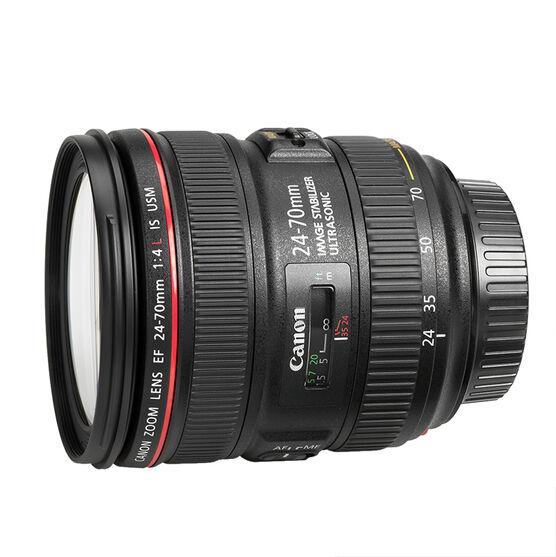 Canon EF 24-70mm f/4L IS USM Lens - 6313B002