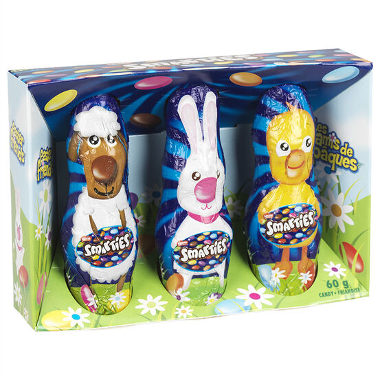 Nestle Smarties Easter Friends - 60g