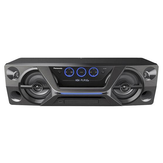 Panasonic Urban Audio Bluetooth/CD Boombox - Black - SCUA3K