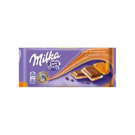 Milka Caramel Chocolate - 100g