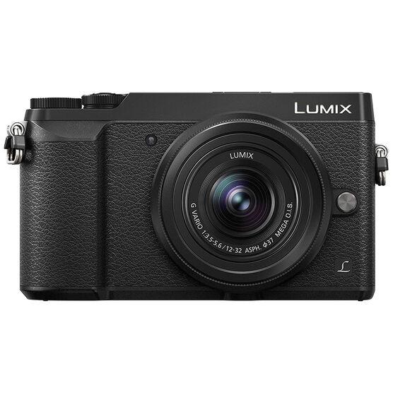 Panasonic LUMIX GX85 with 12-32mm Lens - Black - DMCGX85KK
