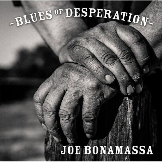 Joe Bonamassa - Blues of Desperation - CD