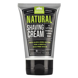 Pacific All Natural Shaving Cream - 85g