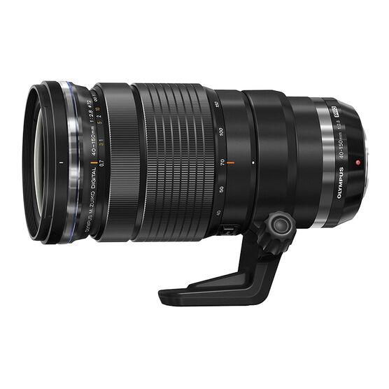 Olympus M.Zuiko ED 40-150mm f2.8 PRO Lens - Black - V315050BU000