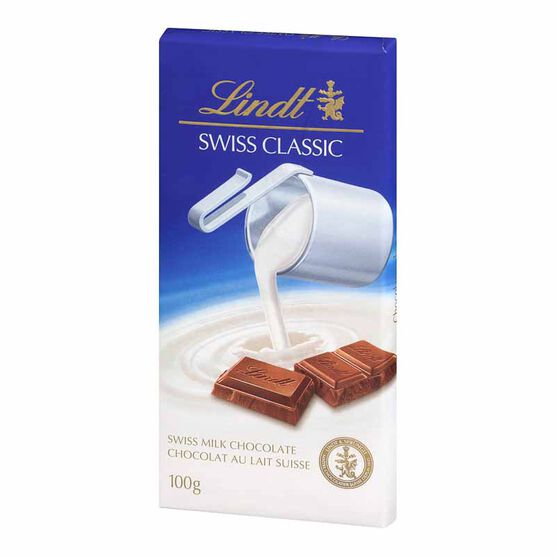 Lindt Chocolate Bars - 100g