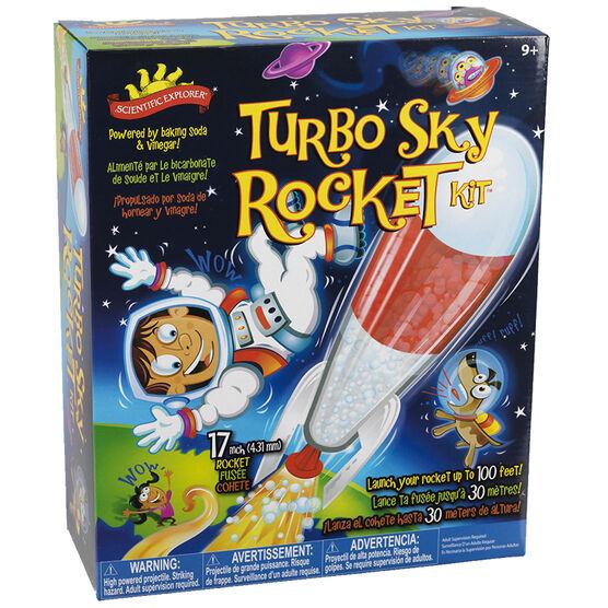 Scientific Explorer - Turbo Sky Rocket Kit