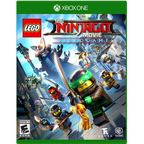 Xbox One Lego Ninjago Movie Video Game