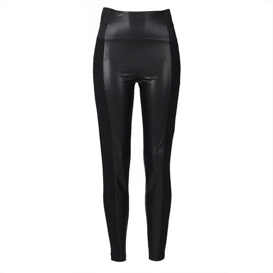 Connection 18 Leather Ladies Leggings - Assorted