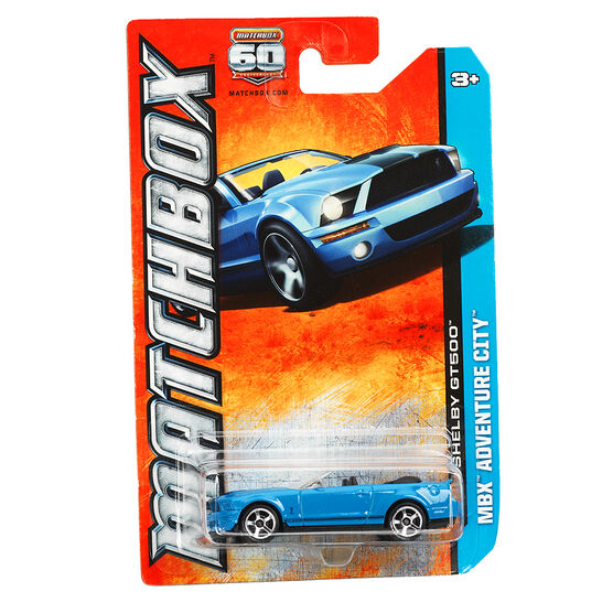 Matchbox Vehicles - Assorted