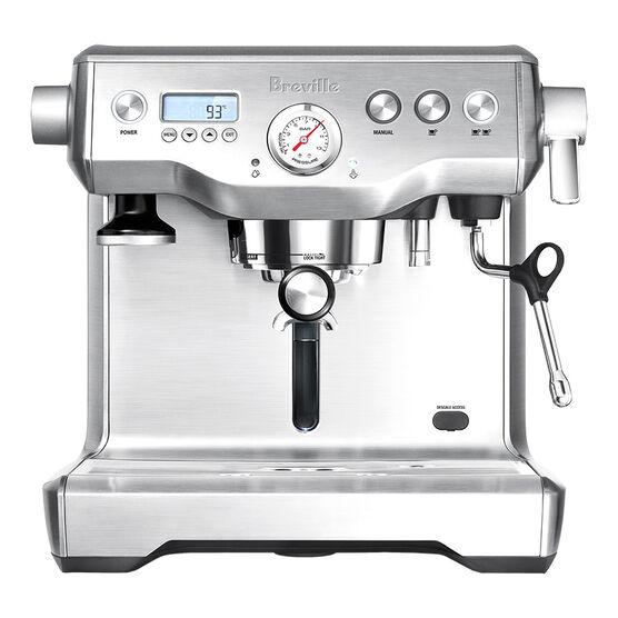 Breville Dual Boil Espresso Maker - Brushed Steel - BES920XL