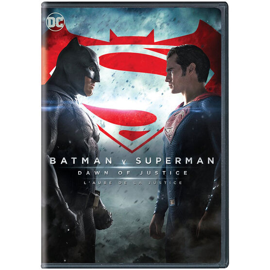 Batman v Superman: Dawn of Justice - DVD