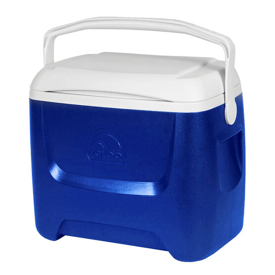 Igloo Island Breeze Cooler - Majestic Blue - 26.5L