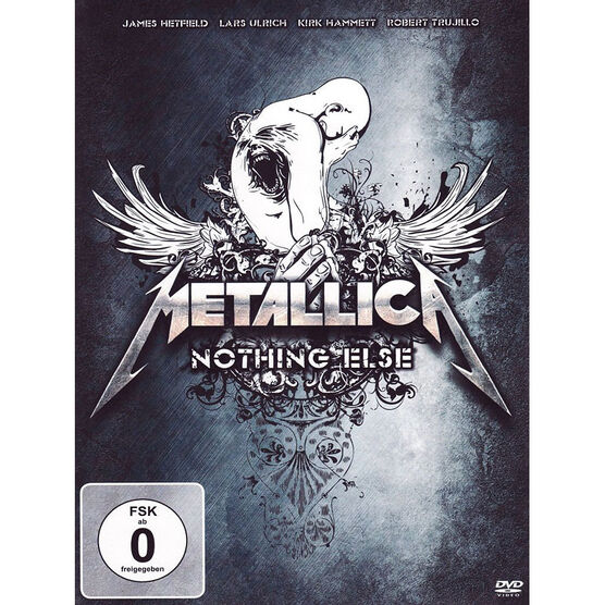 Metallica - Nothing Else - DVD