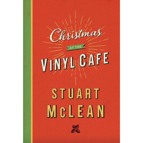 Christmas at the Vinyl Café by Stuart McLean