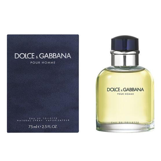 Dolce&Gabbana Pour Homme Eau de Toilette - 75ml