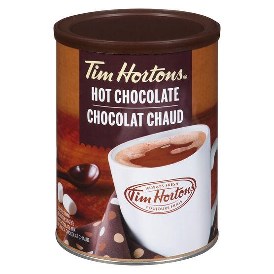 Tim Hortons Hot Chocolate - 500g