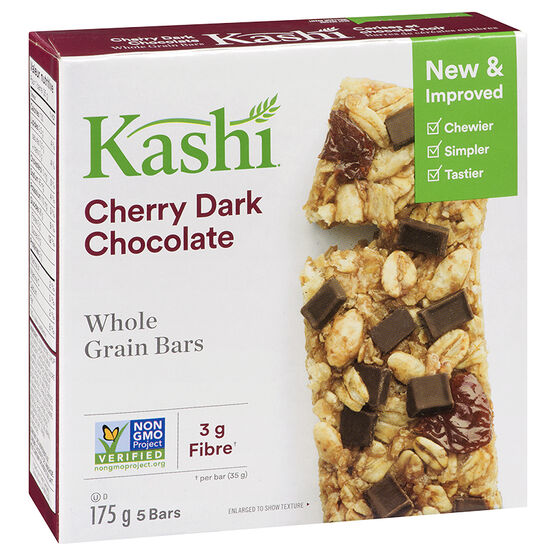 Kashi Chewy Bar - Cherry Dark Chocolate - 175g