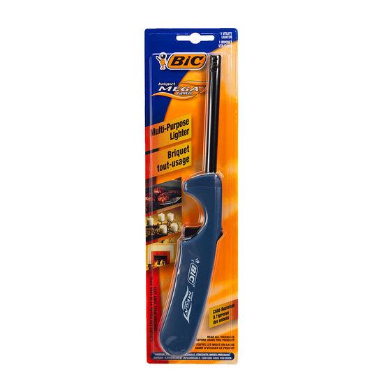 Bic Mega Lighter - 1 pack - Assorted