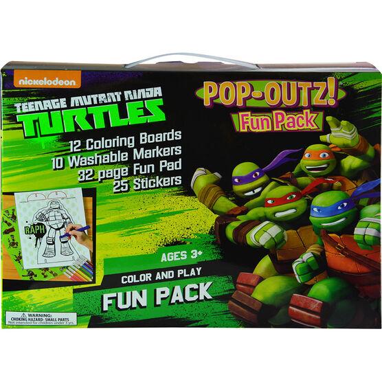 Teenage Mutant Ninja Turtles Activity Fun Pack