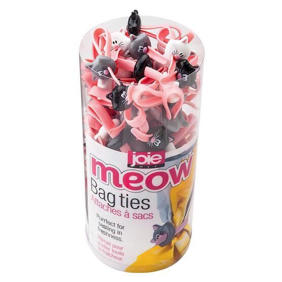Joie MSC Meow Watchers Bag Ties - 3 pack