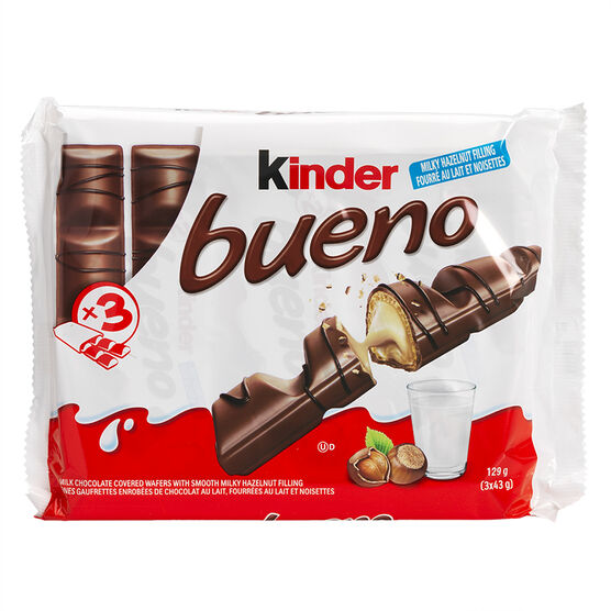 Kinder Bueno - 3x43g