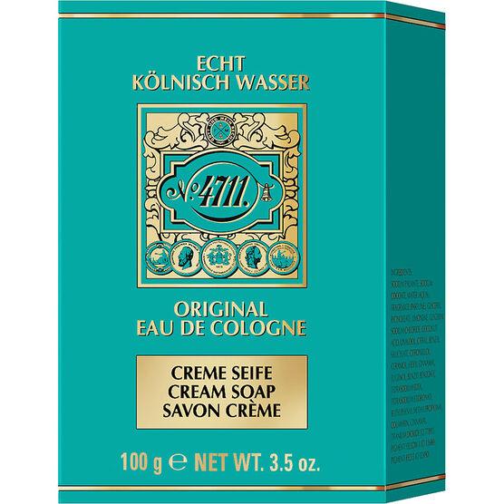 4711 Original Eau de Cologne Cream Soap - 100g