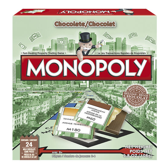 Exclusive Candy Monopoly Game - 108g