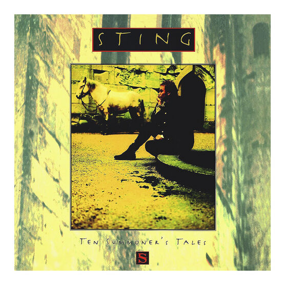 Sting - Ten Summoner's Tales - Vinyl