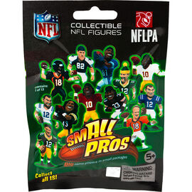 NFL Small Pros Collectible NFL Figures Blind Bag - Assorted