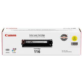 Canon 116 Toner Cartridge - Yellow - 1977B001