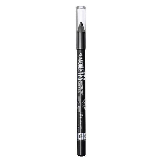 Rimmel Scandaleyes Water Proof Eyeliner - Black