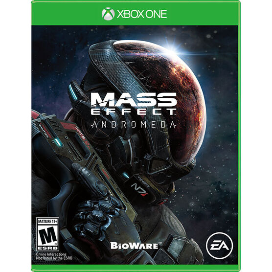 XBOX One Mass Effect Andromeda - Standard Edition