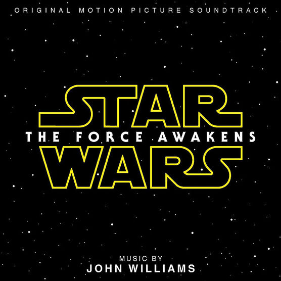 Soundtrack - Star Wars: The Force Awakens (Hologram Disc) - 2 LP Vinyl