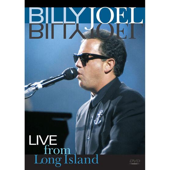 Billy Joel: Live From Long Island - DVD
