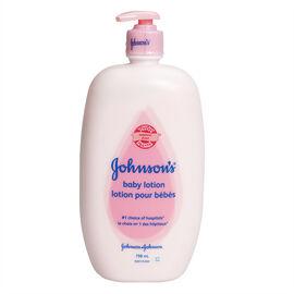 Johnson & Johnson Pink Baby Lotion - 798ml