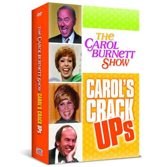 The Carol Burnett Show: Carol's Crack Ups - 6 DVD