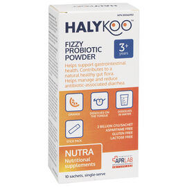 Halykoo Fizzy Probiotic Powder - 10 Sachets