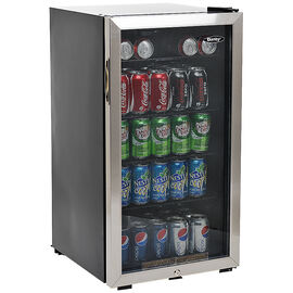 Danby Cold Beverage Centre 3.3 cu.ft. - DBC120CBLS