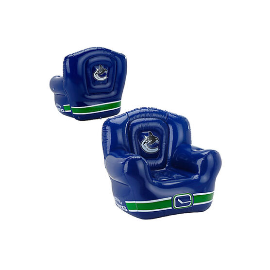 NHL Large Inflatable Chair - Vancouver Canucks