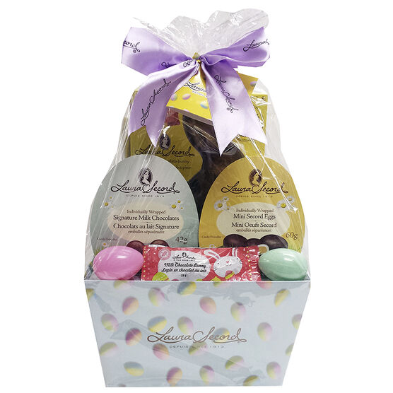 Laura secord decorative easter basket london drugs laura secord decorative easter basket negle Image collections