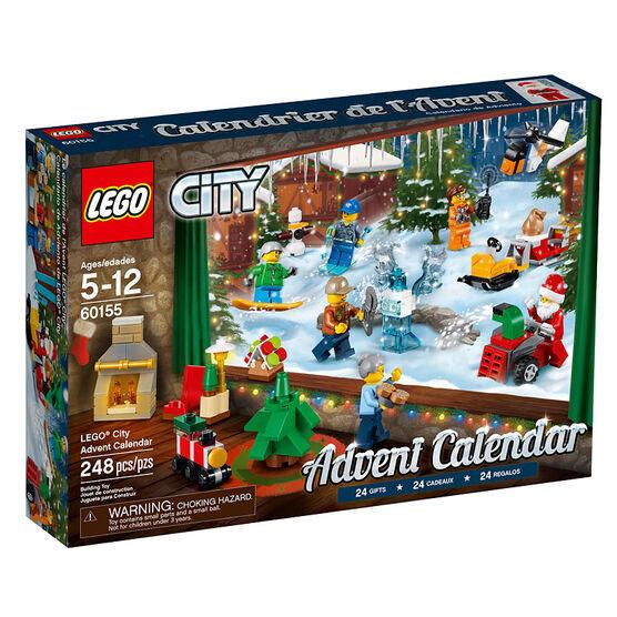 Lego City - Advent Calendar